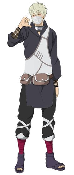 Kazyua Outfit