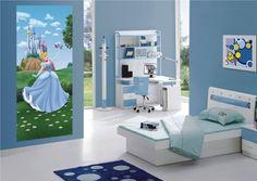 Les 29 Meilleures Images Du Tableau Chambre Enfant Princesse Sur