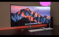 LG 38-inch Curved Ultrawide Monitor