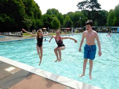 Polls Pool - Outdoor Swimming Pool in Uckfield, Rye and Eastbourne - Swimming Pools - Netmums