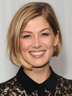 rosamund pike under cut - Google Search
