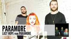 Paramore: Last Hope (Audio) it's just a spark but it's enough to keep me going :) love this song <3