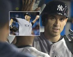 2013-04-19 Yanks go deep as Pettitte clips. Jays Travis Hafner, Lyle Overbay and Vernon Wells homered to aid Andy Pettittes strong 7 1/3.