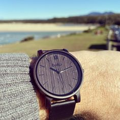 Lost time is never found again. Wood Watch, Lost, Watches, Accessories, Instagram, Wooden Clock, Wristwatches, Clocks, Jewelry Accessories