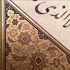 #tezhipsanatı #illumination #müzehhip #sanat #art #islamicart #tezhip #islamicpainting