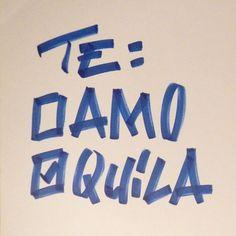 te amo, tequila!