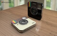 Back to the future, Socialmatic digital instant camera to be branded Polaroid