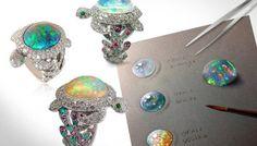 Mathon Paris, the Jeweler's Jeweler, Only at Dorfman in Boston