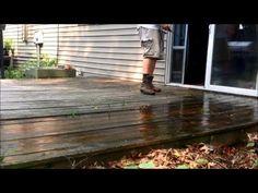 Superdeck Exterior Wood Cleaner Challenge Tanco Lumber and Hardware II Outdoor Living, Outdoor Decor, Decks, Hardwood Floors, Living Spaces, Challenges, Diy Projects, Hardware, Exterior