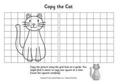 Grid copy cat