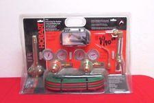 NEW Hobart 770502 Medium Duty Oxy-Acetylene Cutting & Welding Kit  FAST S&H