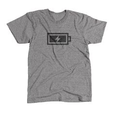 Charge Tee – Dribbble Equipment