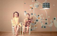 Bildtapete My little princess, love light - Designer Tapeten DecorPlay Love Design, Love And Light, Little Princess, Designer, Toddler Bed, Wallpaper, Etsy, Childrens Rooms, Home Decor