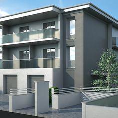 Marotta di Mondolfo: Appartamenti in pieno centro, a 400 metri dal mare, prossima realizzazione. Classe Energetica A Per info www.casealsole.eu