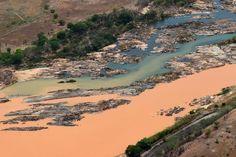 Águas de Pontal: Tragédia da mineração em Mariana: pesquisador fala...