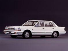 Nissan Gloria Hardtop (Y30) '06.1983–06.1985