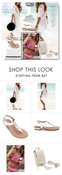 """Yoins II/30"" by lila2510 ❤ liked on Polyvore featuring Kate Spade, Rika, yoins, yoinscollection and loveyoinsJoin"