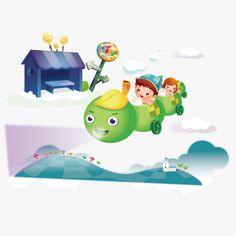 Toy train children, Vector, Entertainment, Play PNG and Vector