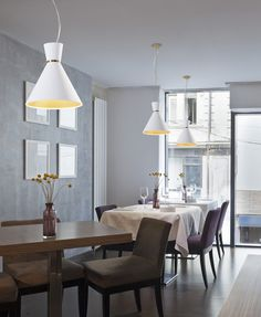 Le Klint launches the new lamp series Carronade Pendant Lamp, Designer, Modern, Product Launch, Dining Table, Victoria, Furniture, Collection, Home Decor