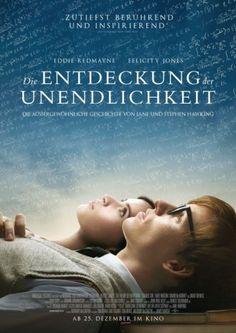 Kino Vorschau: DIE ENTDECKUNG DER UNENDLICHKEIT plus Gewinnspiel