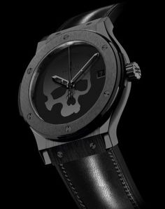 #Hublot Skull Bang #SkullWatches priced at USD 17,000.