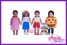 Cheryl from Sew Can Do is giving away 12 months membership to my How To Make Doll Clothes online course with 8 free patterns.  For your chance to win, pop over now!