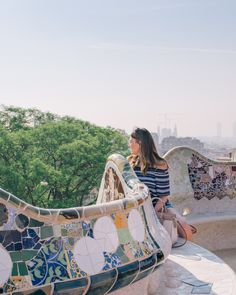 A travel guide for Barcelona: Park Guell and lots of tapas!
