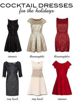 Christmas Semi Formal Dresses