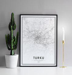 Turku, julisteet