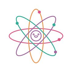 #illustration #illustrated #ilustracion #draw #drawing #desing #diseño #science #scientific #museum #divulgacion #ciencia #nature #scientific #chemistry #vector #vectorart #vectorial #chemist #atom #atomic #happyatom