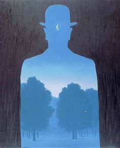 A friend of order, 1964, Rene Magritte