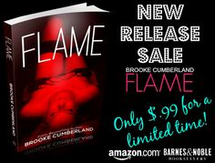 Flame by Brooke Cumberland Release Blitz and Giveaway