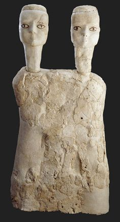 Unknown Neolithic artist, Human Figure, 6500 B.C.E.