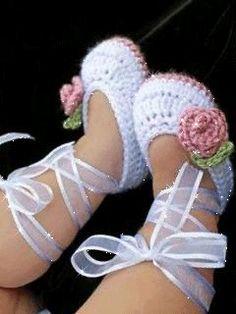 Legs of little girl ballerinas