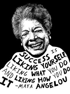 Ryan Sheffield: Inspirational Women of Writing (PHOTOS) Maya Angelou