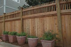 Custom Cedar Fence & Gate Designs - Allied Fence
