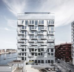A former silo in Copenhagen transformed into a stunning residential complex | News | Archinect