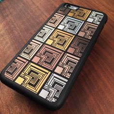 These limited run (only 5 built) Ennis House inspired cases were crafted for a special event. Subscribe to our mailing list and you'll get exclusive offers on limited run cases sales behind the scenes and more! Subscribe here: www.KeywayDesigns.com (Link in Bio) #EnnisHouse #FrankLloydWright #Design #Metallic #iPhone #KeywayDesigns #Keyway