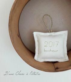 Pour l'année 2017 Embroidery