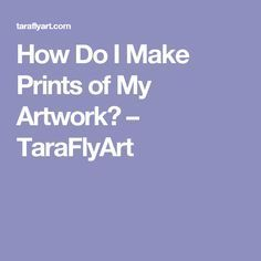 *Tells all detail steps and Printer! How Do I Make Prints of My Artwork? Sell My Art, Make Art, How To Make, Watercolour Tutorials, Watercolor Techniques, Marketing, Art Tips, Art Market, Art Techniques