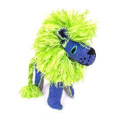 Roar!  Lion Twoolies - no two are alike!  Shop now at www.villamondo.com