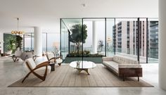 Gallery of Photos Capture the Luxurious Life Inside Herzog & de Meuron's Beirut Terraces - 12