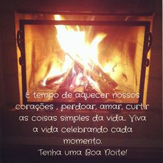 ⭐️Boa noite! ⭐️ Have A Good Night, To Forgive, Frases