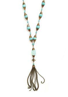 Secret Lair Necklace, #ModCloth