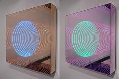 The LED Op Art Of Hans Kotter - 미디어 아트를 위한 공유 커뮤니티 메이크 프로세싱 (Makeprocessing) : 15c22b978f5dbaf4db3de9482d324dfa.jpg