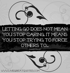 letting go of love quotes - Google Search