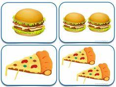 Pizza a hamburger