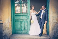 Wedding photography and old train station :-)
