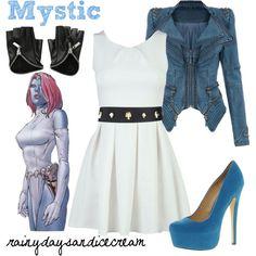 Mystic by rainydaysandicecream on Polyvore