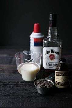 Adding bourbon to hot chocolate truly takes it to the next level. Try this easy version for a cozy treat that will warm you up in no time.